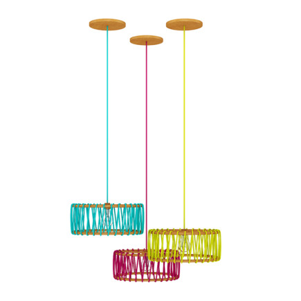 Ceiling Lamps Set 3