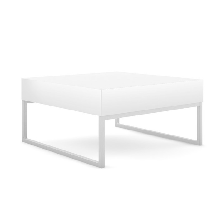 White Coffee Table 1