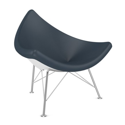 Black Leather Chair 1