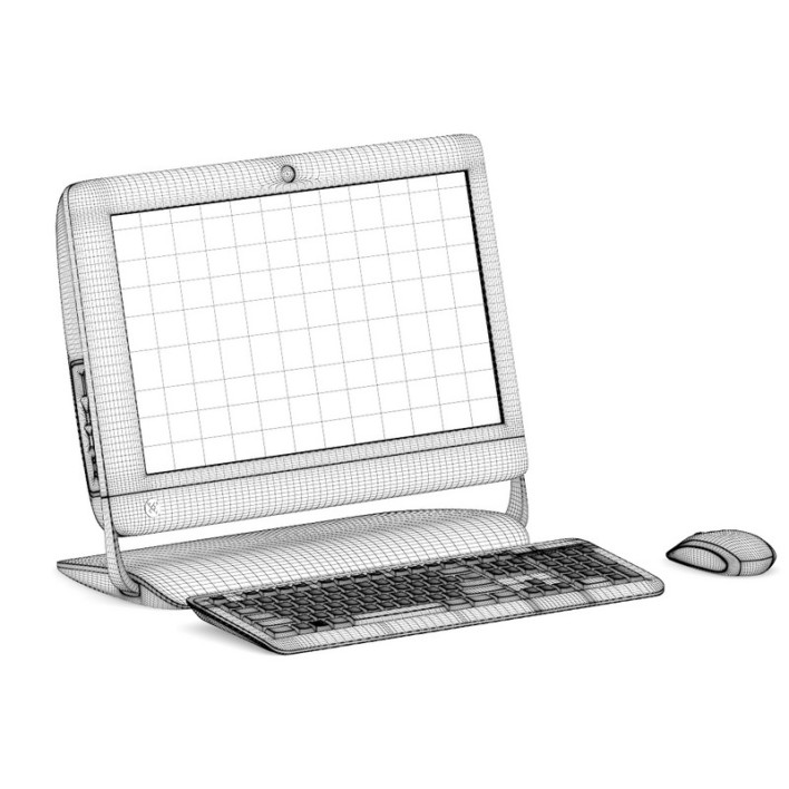 All-in-one Computer 1