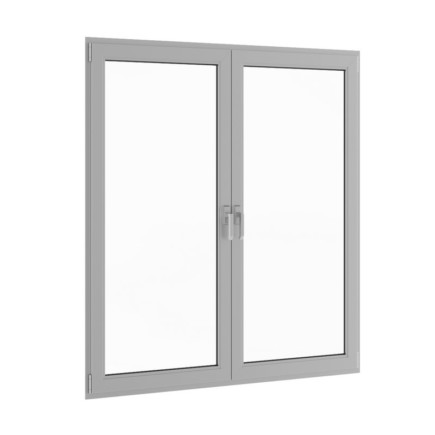 Metal Window 1770mm x 1800mm