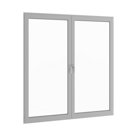 Metal Window 2214mm x 2100mm