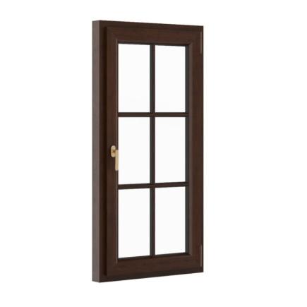 Wooden Window 800mm x 1600mm