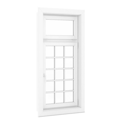 Plastic Window 1080mm x 2020mm