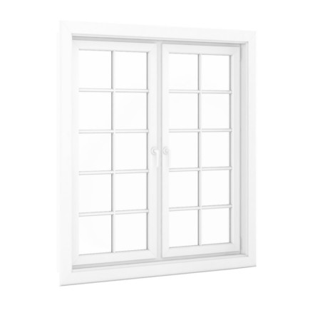 Plastic Window 1940mm x 2020mm