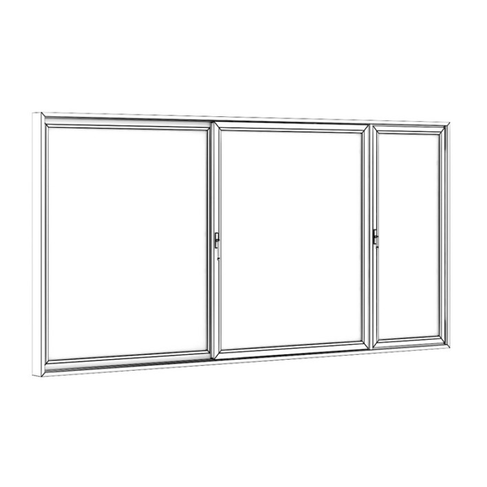 Sliding Metal Doors 5120mm x 2500mm