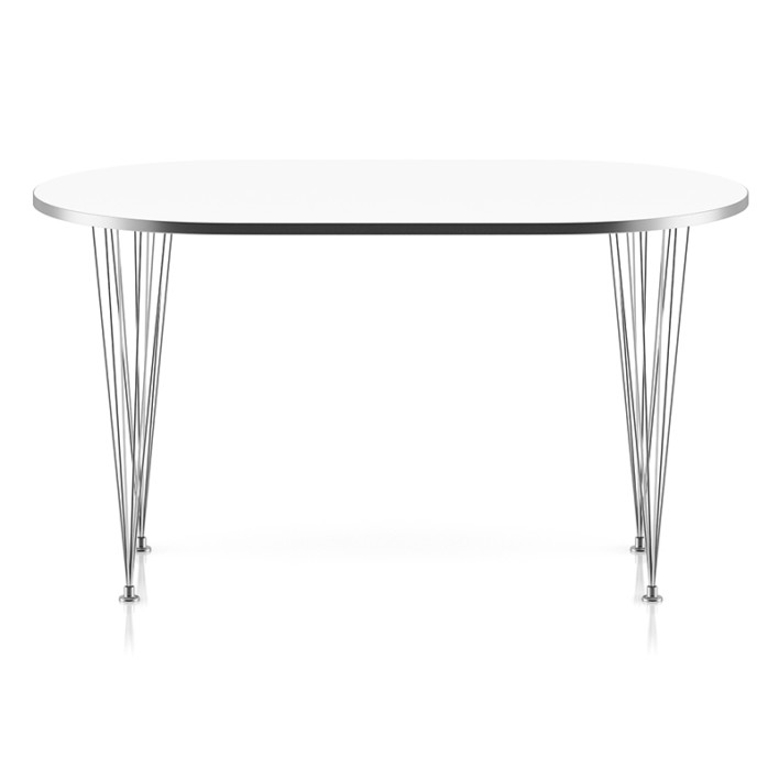 Modern Metal Table