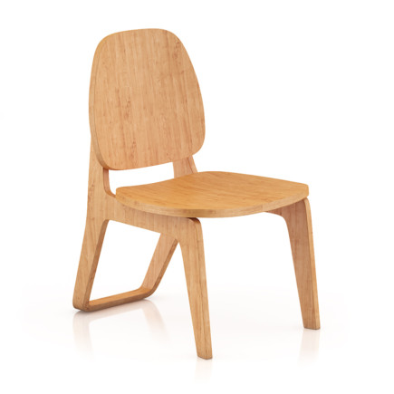 Wooden Chair 5