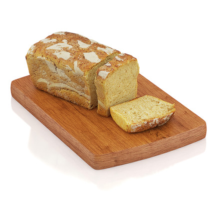 Sliced wholemeal bread