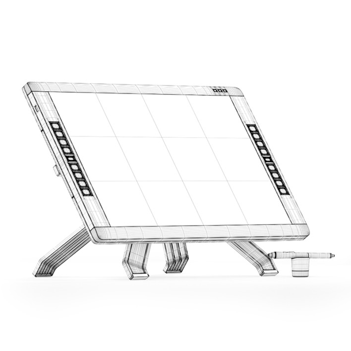Graphic Screen Tablet