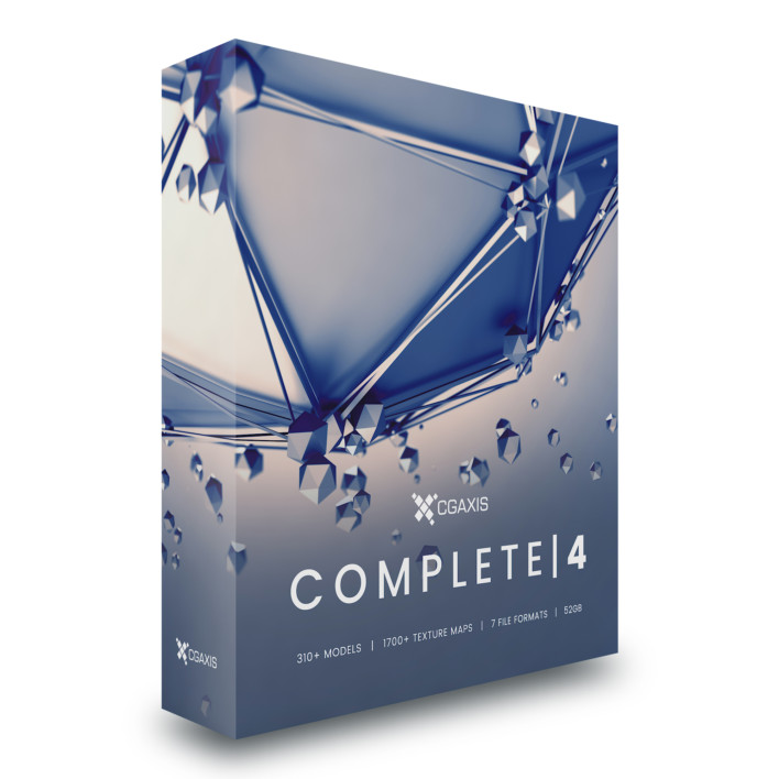 CGAxis Complete 4
