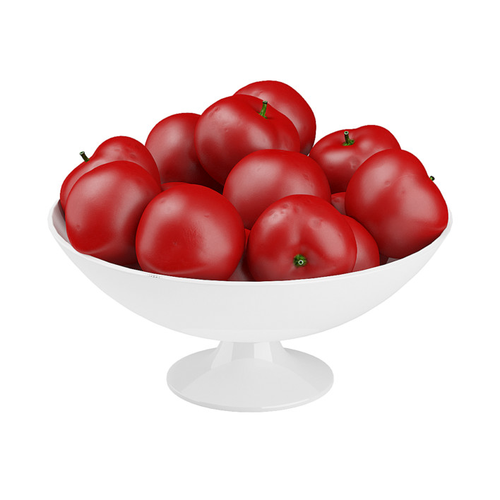 Bowl of Tomatoes
