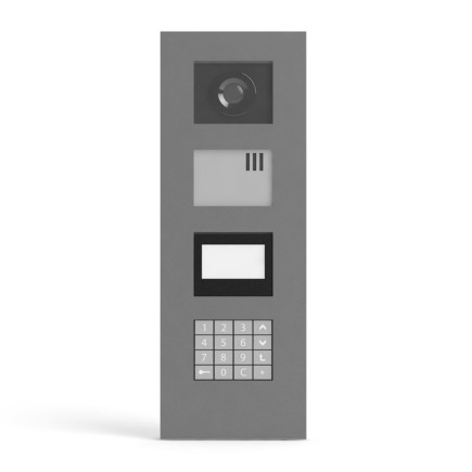 External Intercom 3D Model