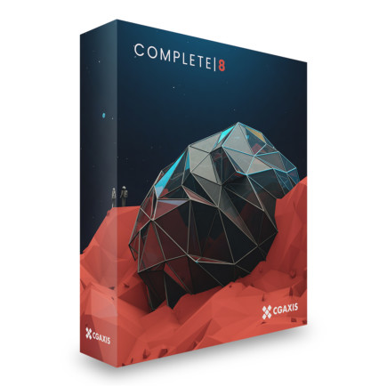 cgaxis complete 8