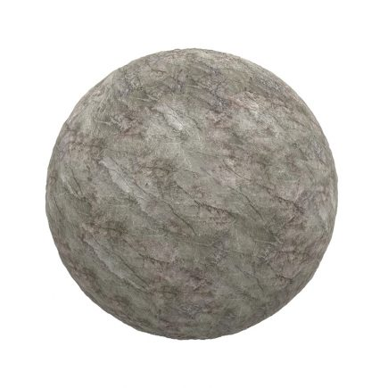 Rough Grey Stone PBR Texture