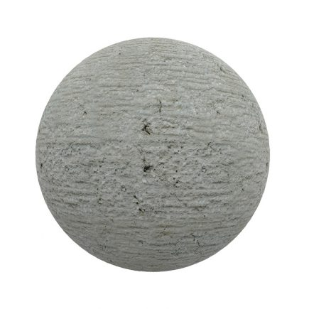 Rough Grey Wall PBR Texture