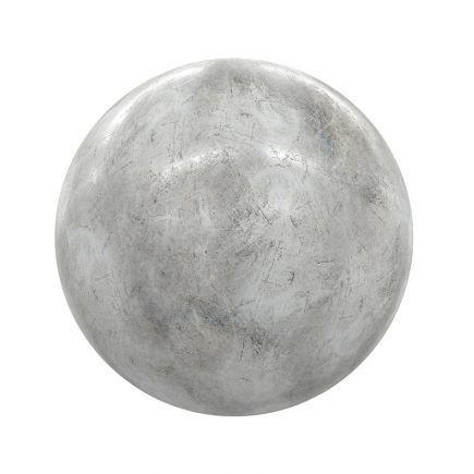 Shiny Scratched Stone PBR Texture