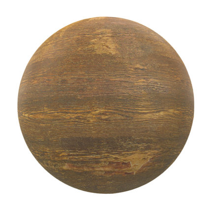 Old Wood PBR Texture