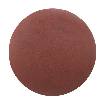 Red Concrete PBR Texture