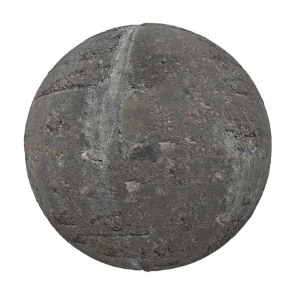 Rough Concrete PBR Texture