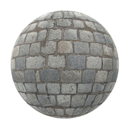Concrete Pavement PBR Texture