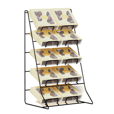 Market Rack 3D Model - Chocolates